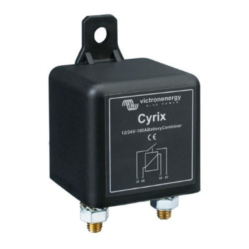 Cyrix-ct 12/24V-120A intelligent combiner